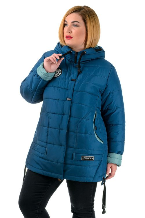 удобная и яркая осенняя куртка Алина. Куртки от производителя оптом крупный опт